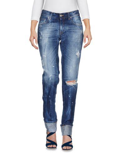 Джинсовые брюки PIERRE BALMAIN 42509355JB