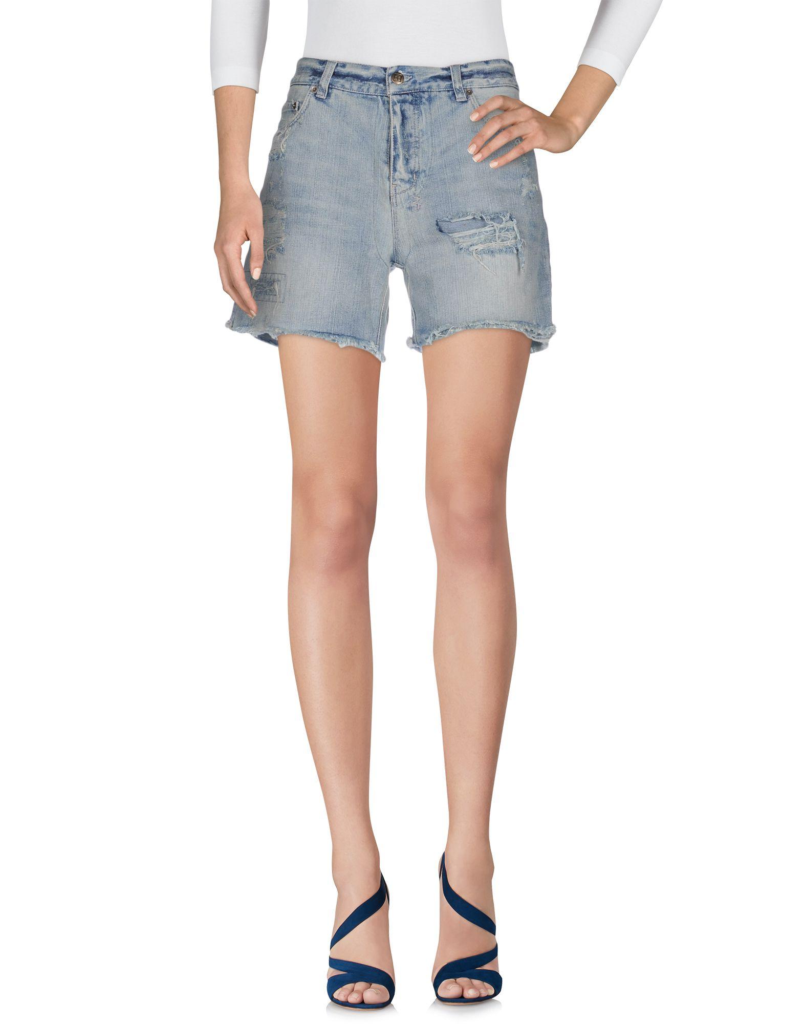 KSUBI Джинсовые шорты superfine джинсовые шорты