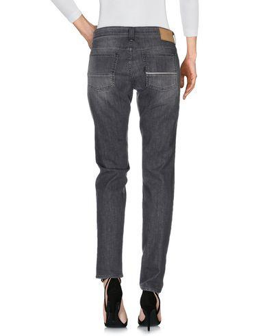 Фото 2 - Джинсовые брюки от CARE LABEL  ITALIA INDEPENDEN черного цвета