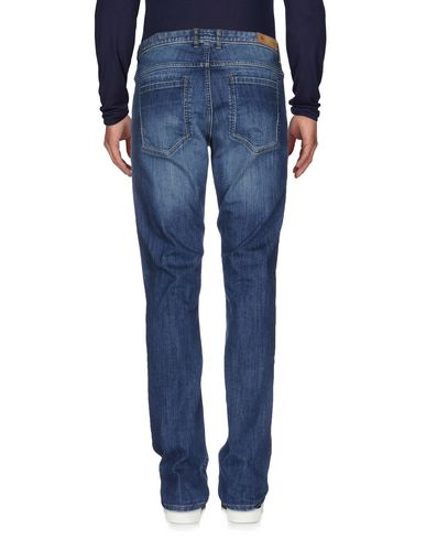 Фото 2 - Джинсовые брюки от AT.P.CO синего цвета