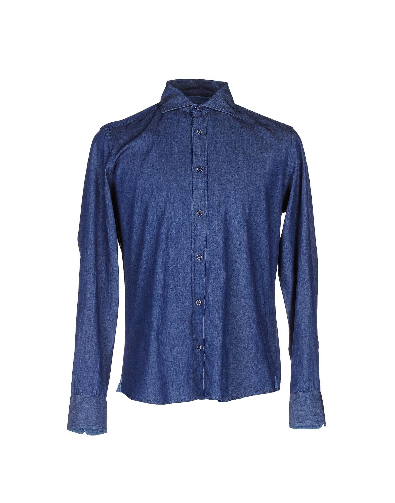 ALTEA dal 1973 Джинсовая рубашка