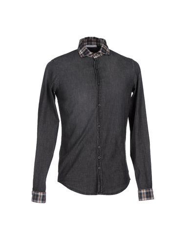 Джинсовая рубашка AGLINI 42512317QK