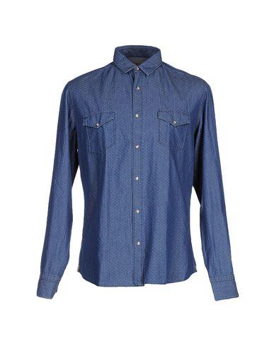 Джинсовая рубашка LUXURY 42513039AI