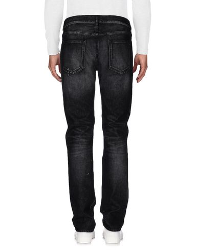 Фото 2 - Джинсовые брюки от COVERT серого цвета