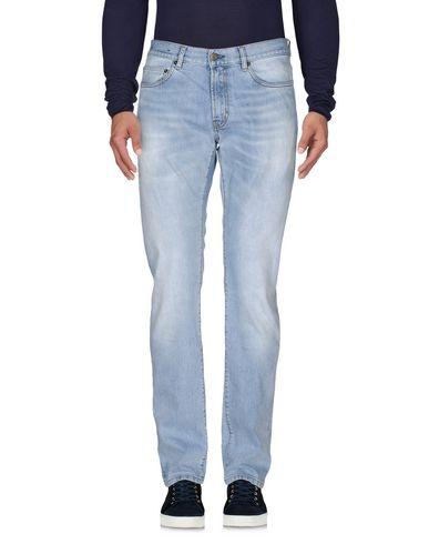 Фото - Джинсовые брюки от COVERT синего цвета
