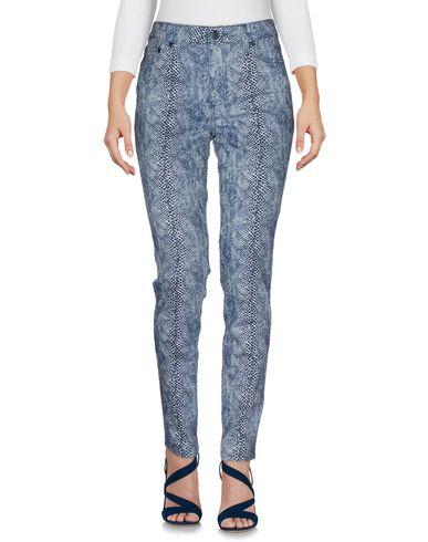 Джинсовые брюки TORY BURCH 42514783TI