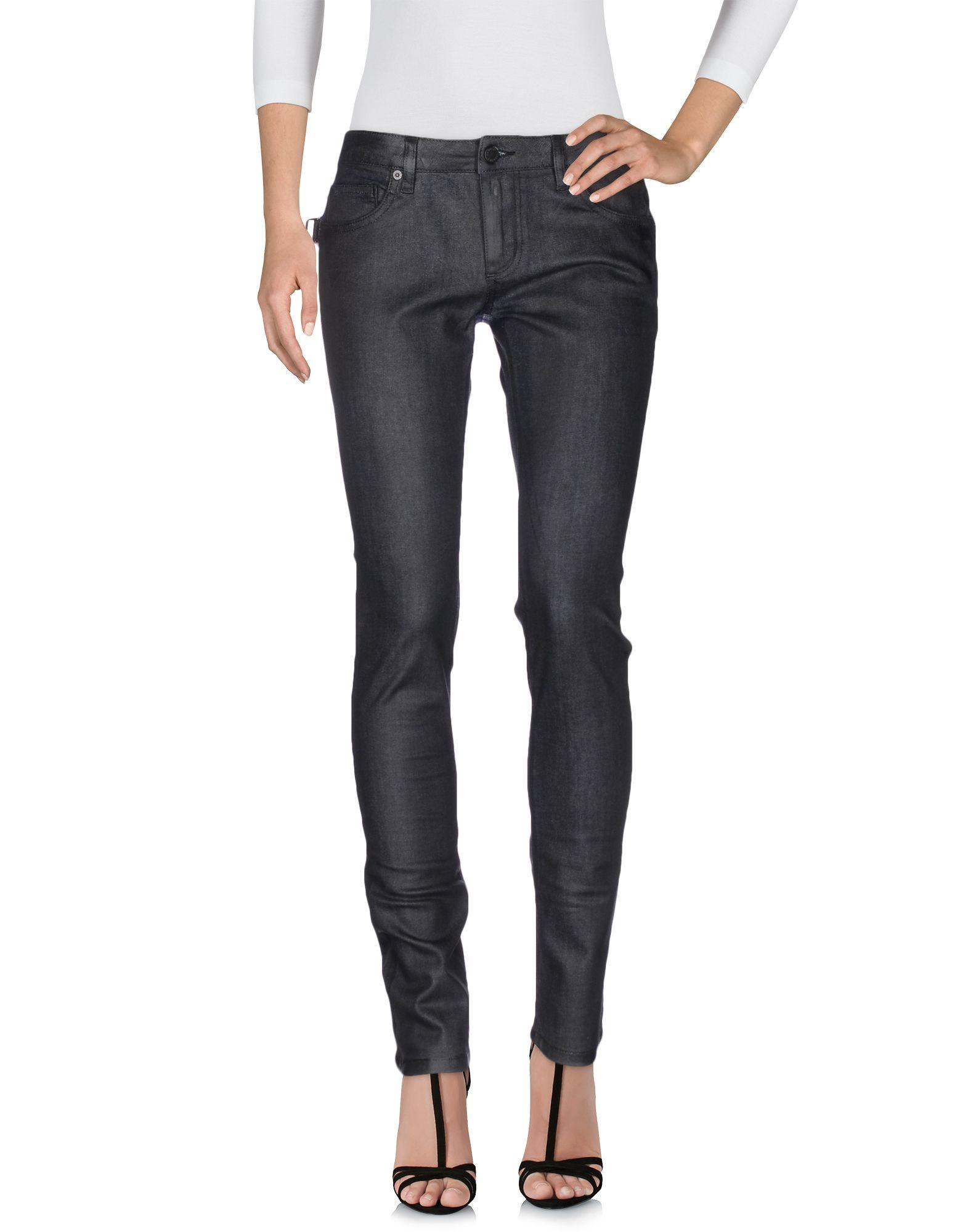 ZADIG & VOLTAIRE Джинсовые брюки цена и фото