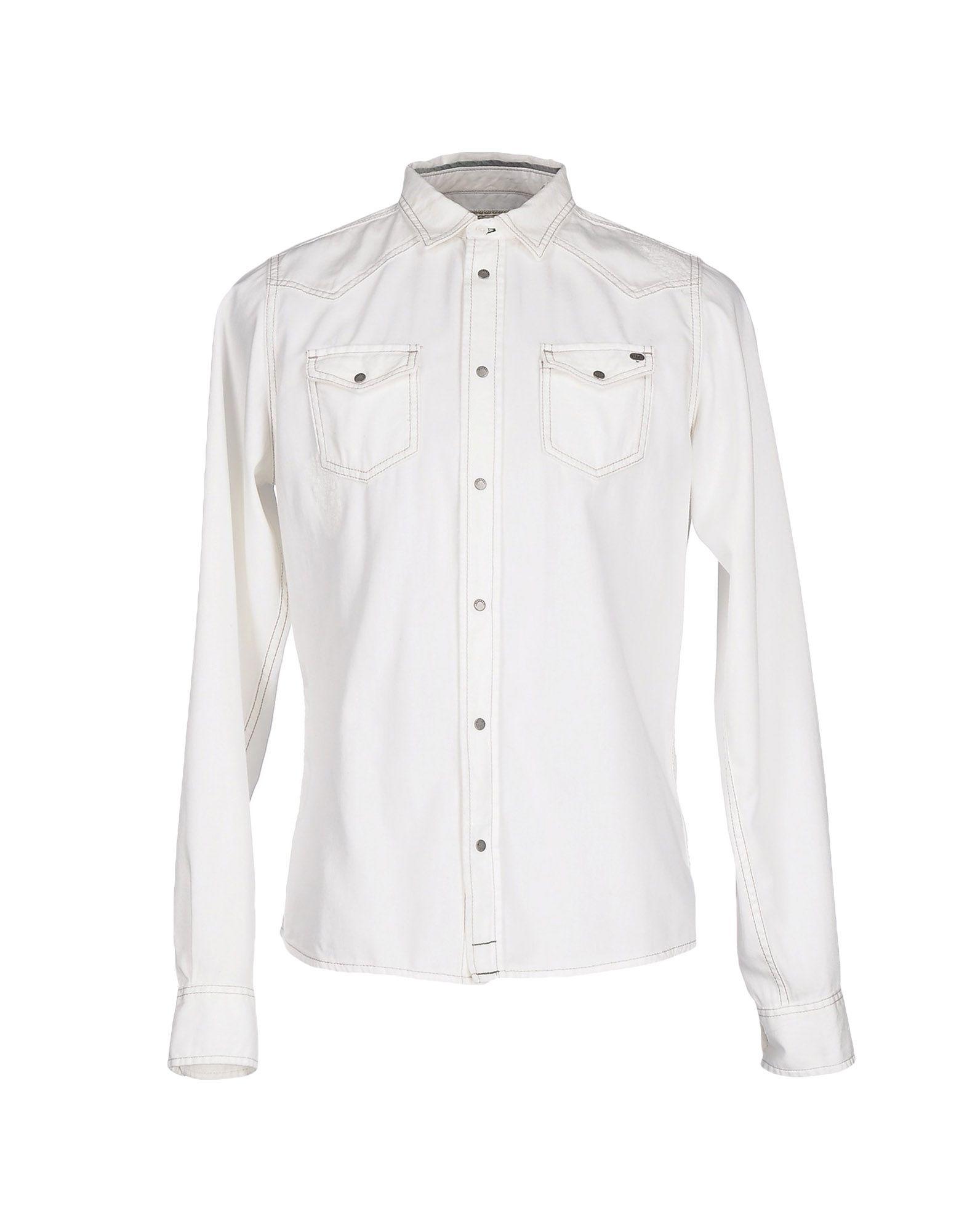 DIESEL Джинсовая рубашка рубашка diesel 00s317 0kaps 81e