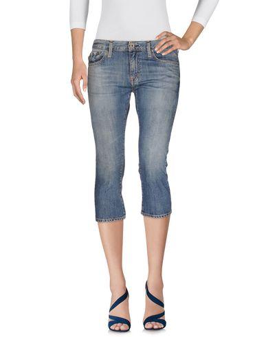 Джинсовые брюки-капри от POLO JEANS COMPANY