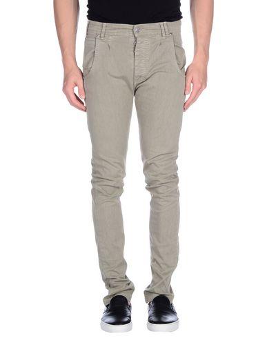 Джинсовые брюки от DANIELE ALESSANDRINI HOMME