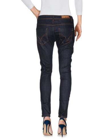 Фото 2 - Джинсовые брюки от MISS MISS синего цвета