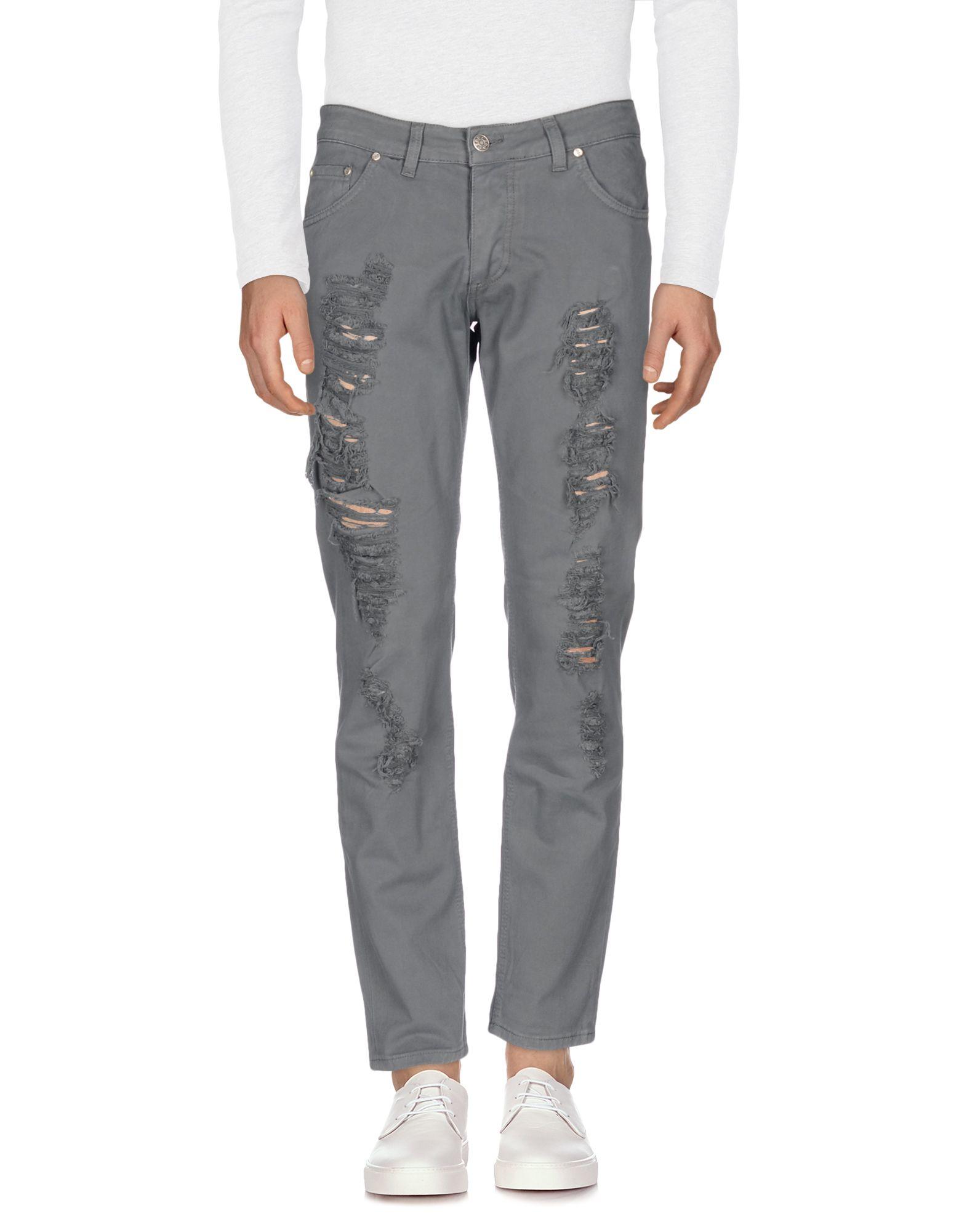 EREDI DEL DUCA Джинсовые брюки magazzini del sale джинсовые брюки
