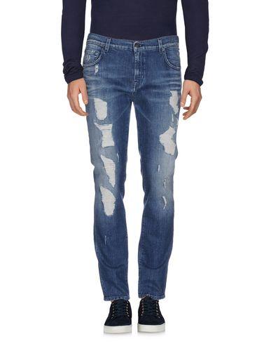 Джинсовые брюки 7 FOR ALL MANKIND 42517565VI