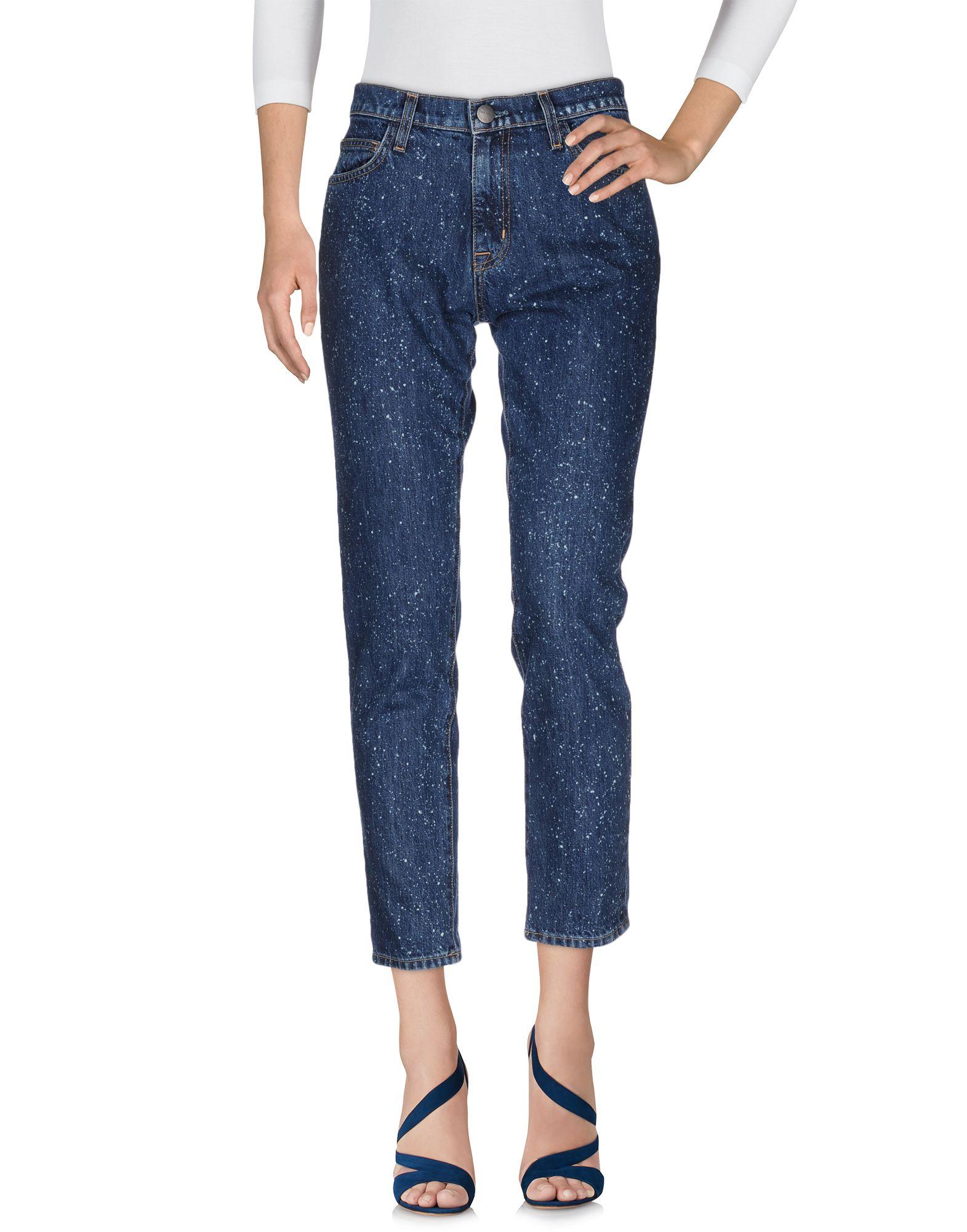 CURRENT/ELLIOTT Джинсовые брюки dismero джинсовые брюки