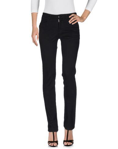 Купить Джинсовые брюки от BLUE LES COPAINS черного цвета