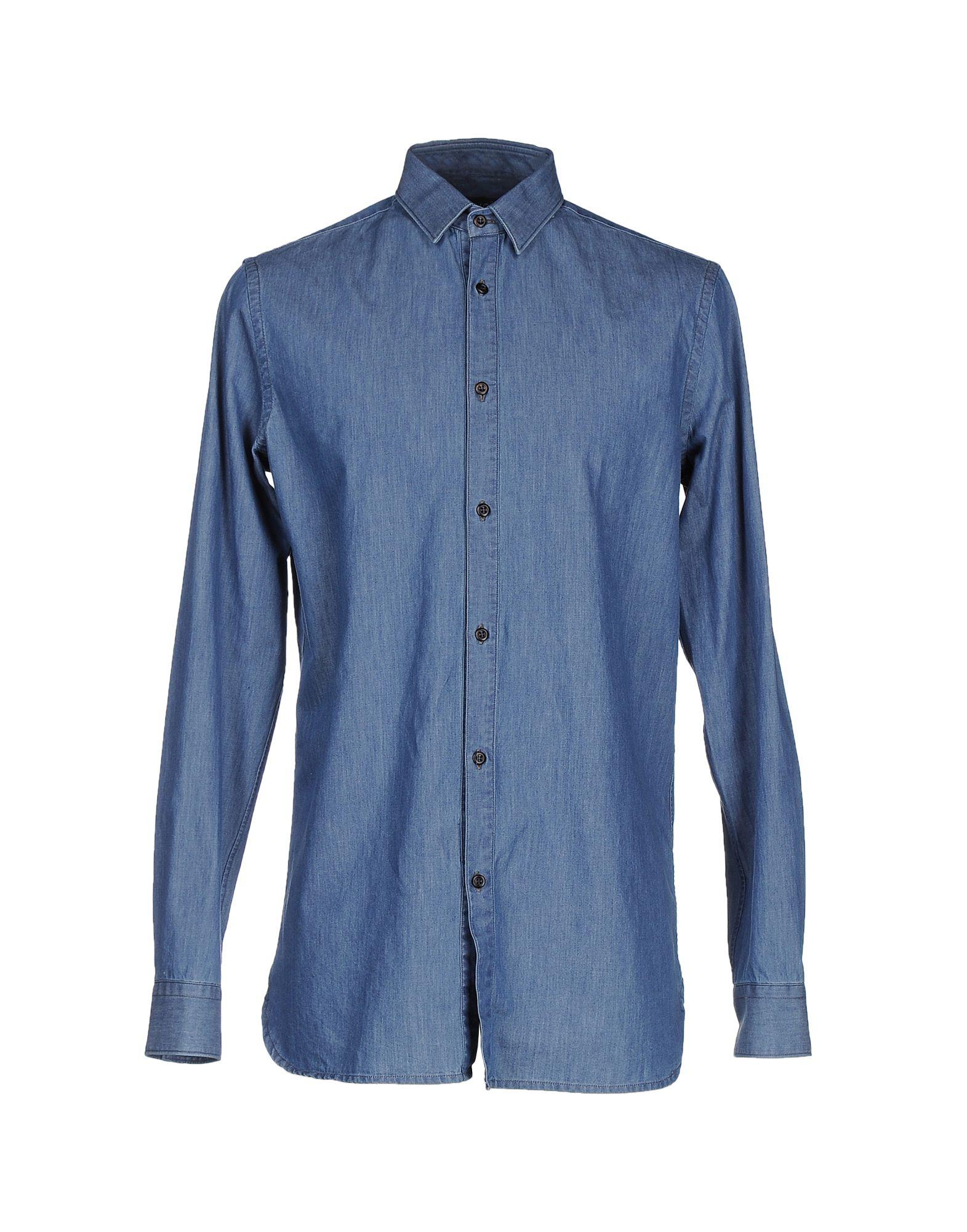 hōsio джинсовая верхняя одежда HōSIO Джинсовая рубашка