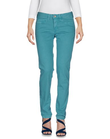 Джинсовые брюки FRED PERRY 42518185MO