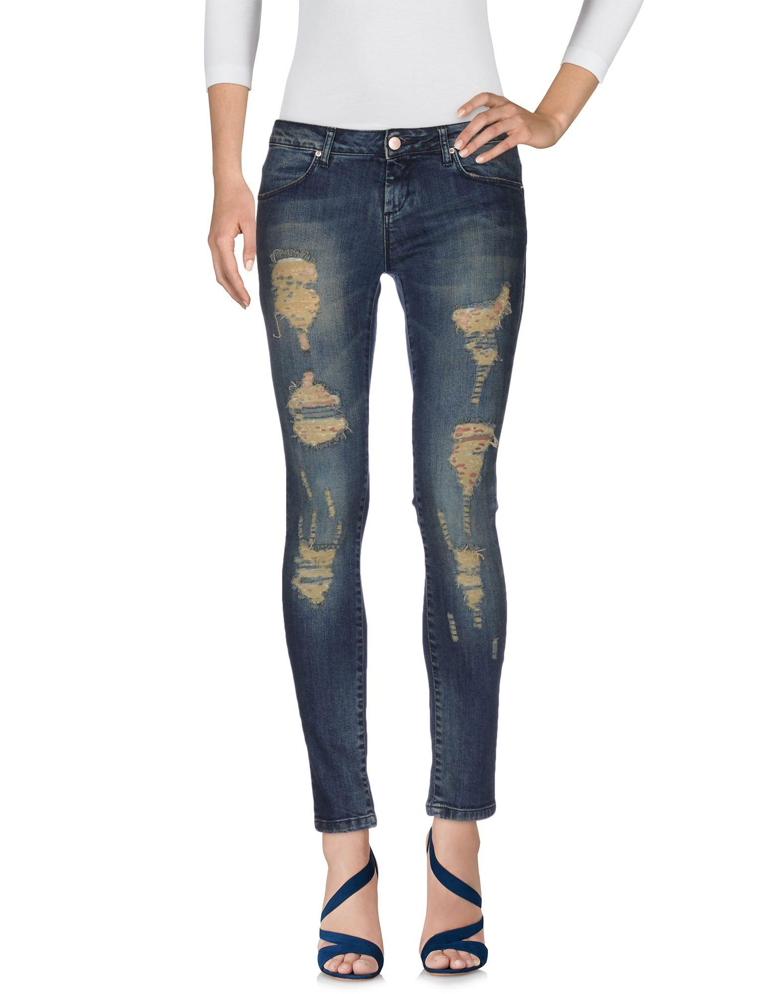 купить FLY GIRL Джинсовые брюки по цене 7300 рублей