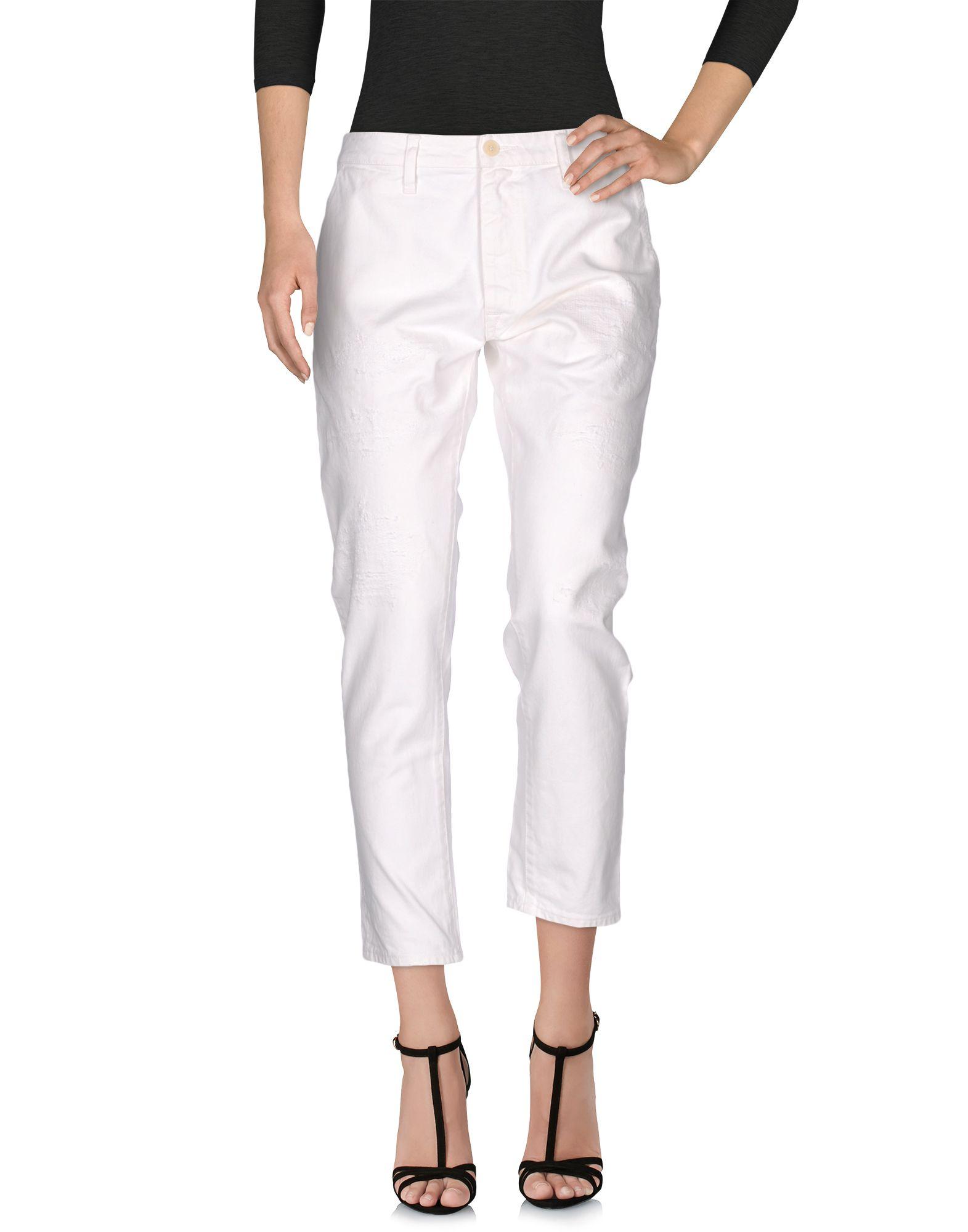 (+) PEOPLE Джинсовые брюки dismero джинсовые брюки