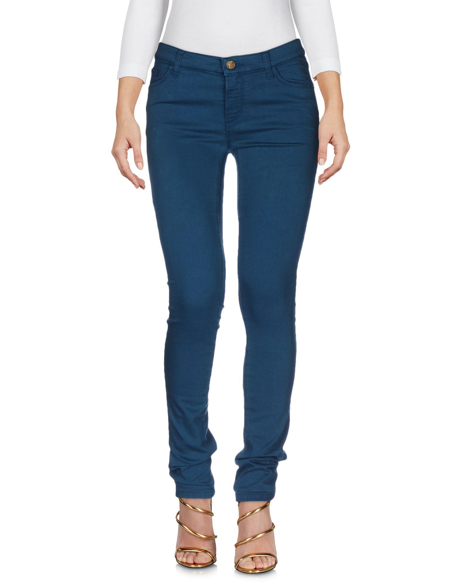 цена MANILA GRACE DENIM Джинсовые брюки онлайн в 2017 году
