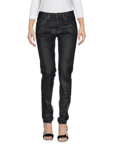 Джинсовые брюки RALPH LAUREN BLACK LABEL 42520682PA