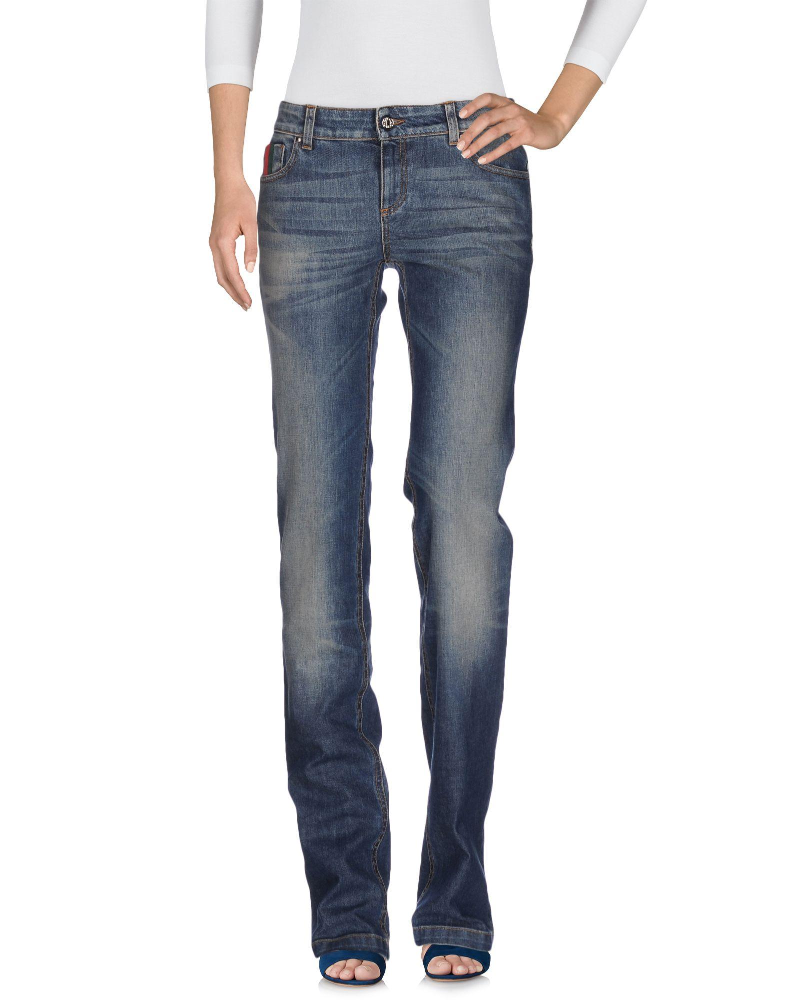 GUCCI Джинсовые брюки цены онлайн