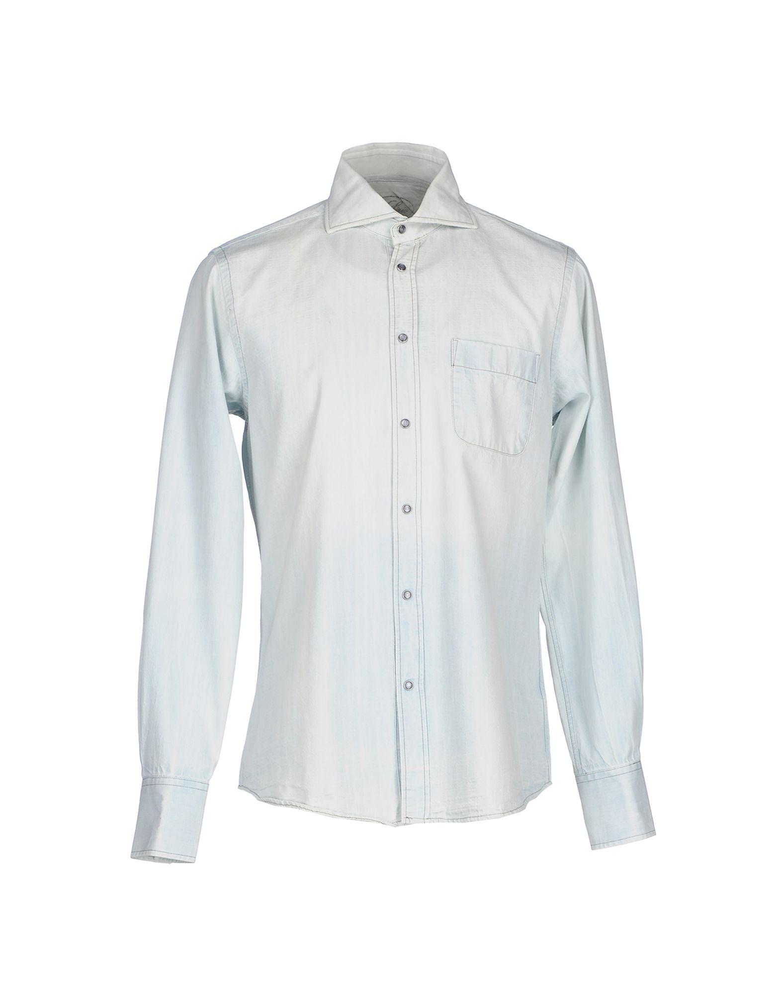SIRIO Джинсовая рубашка