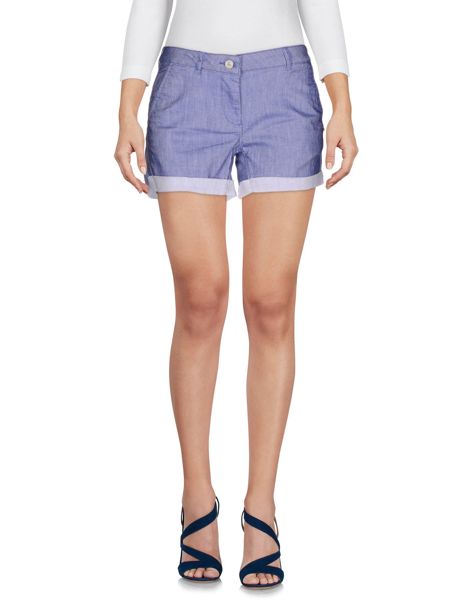 ФОТО maison scotch джинсовые шорты