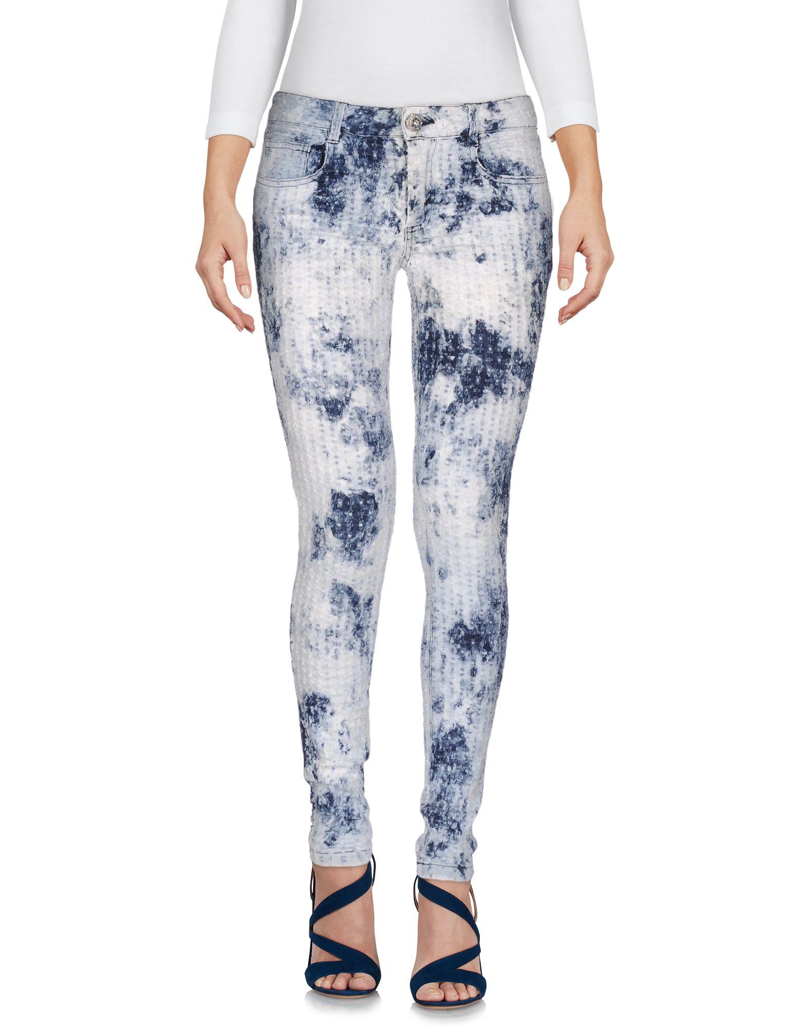 цена  LUCA TAIANA Джинсовые брюки  онлайн в 2017 году