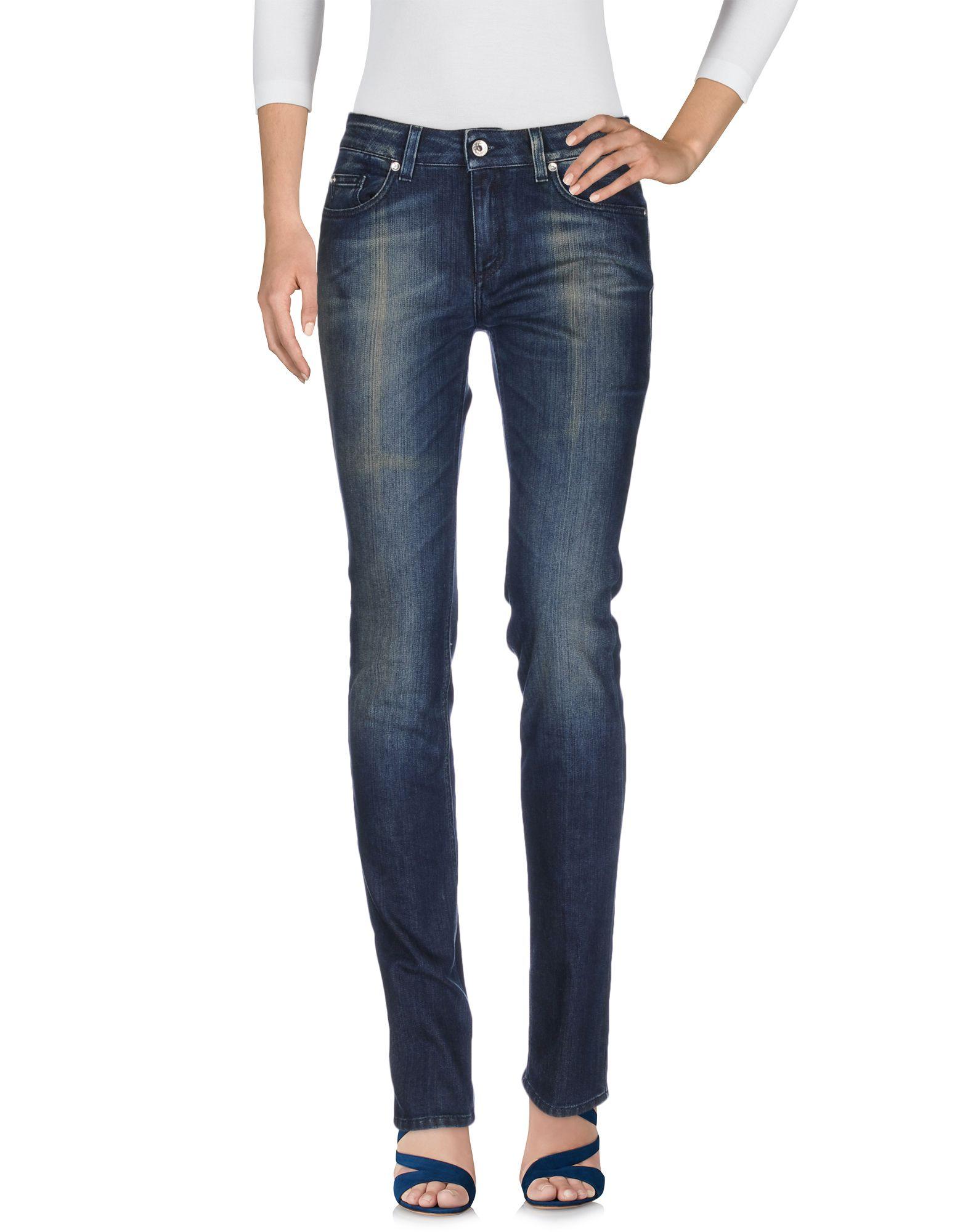 AJAY by LIU •JO Джинсовые брюки цена 2017