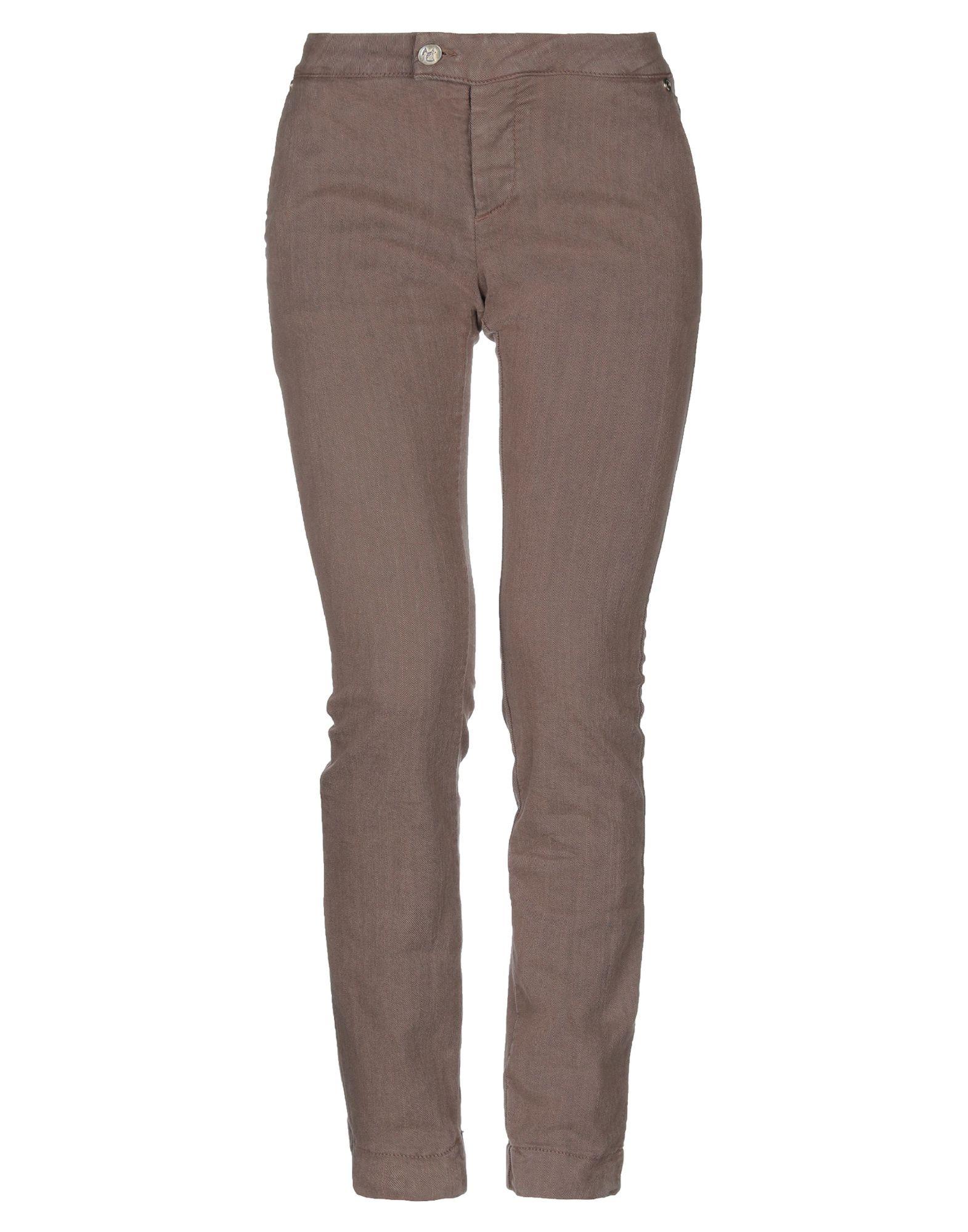MANILA GRACE DENIM Джинсовые брюки tight denim джинсовые брюки