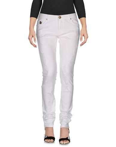 DUCK FARM Pantalon en jean femme