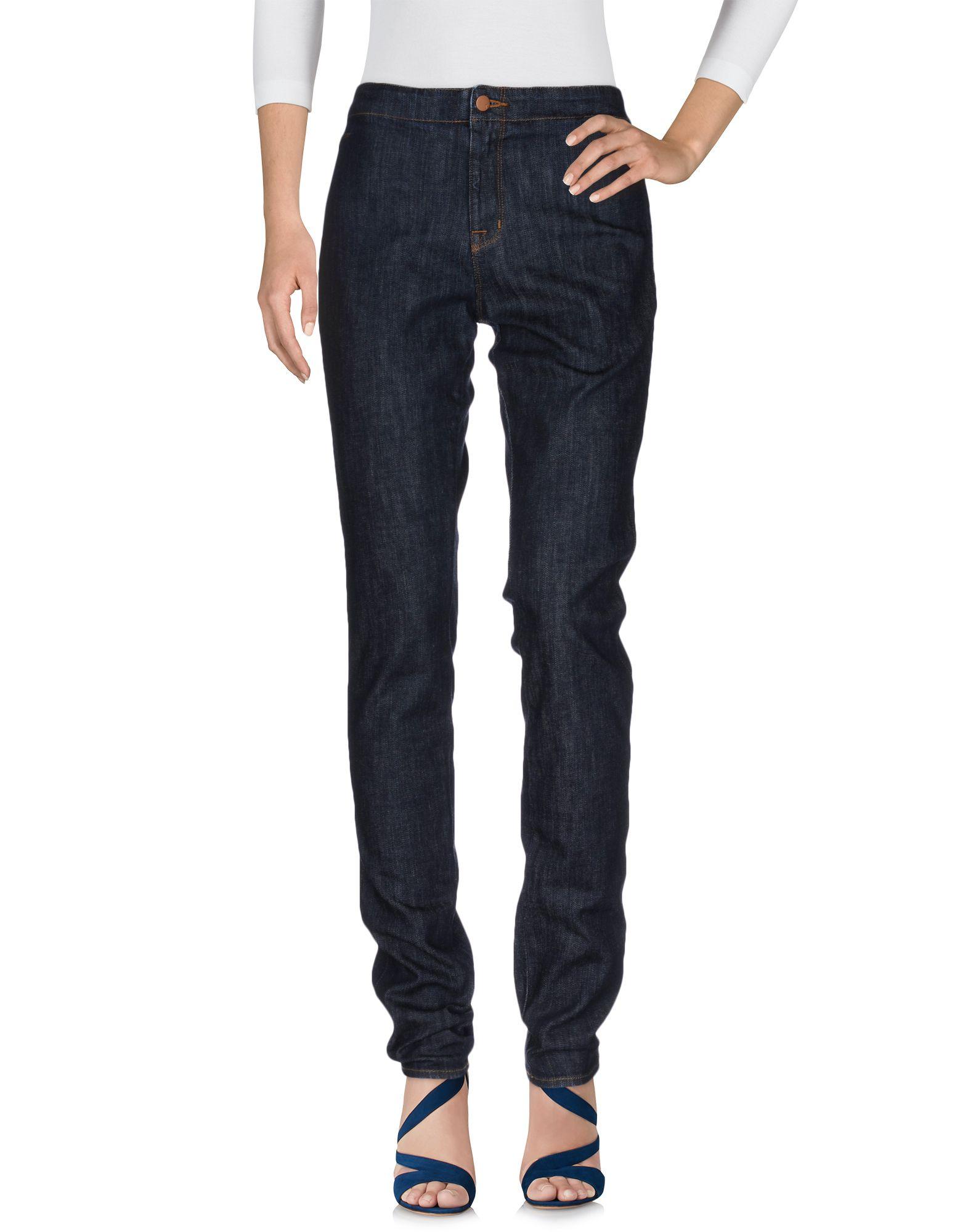 купить HUSSEIN CHALAYAN for J BRAND Джинсовые брюки дешево