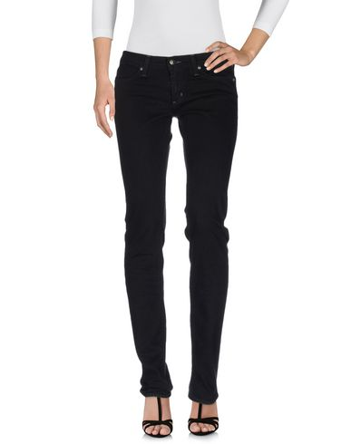 Фото - Джинсовые брюки от HABITUAL черного цвета