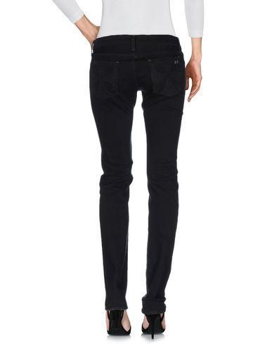 Фото 2 - Джинсовые брюки от HABITUAL черного цвета