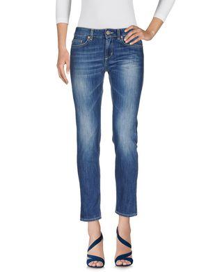 Griesen Angebote DONDUP Damen Jeanshose Farbe Blau Größe 9