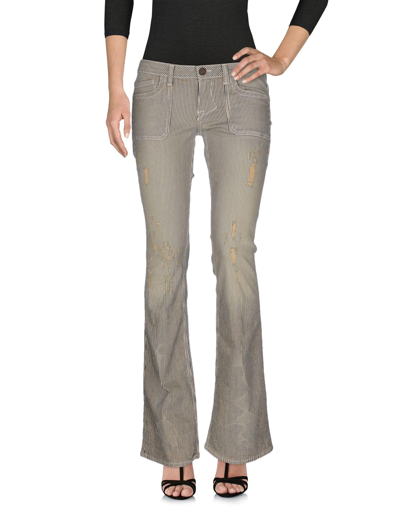 WILLIAM RAST Джинсовые брюки