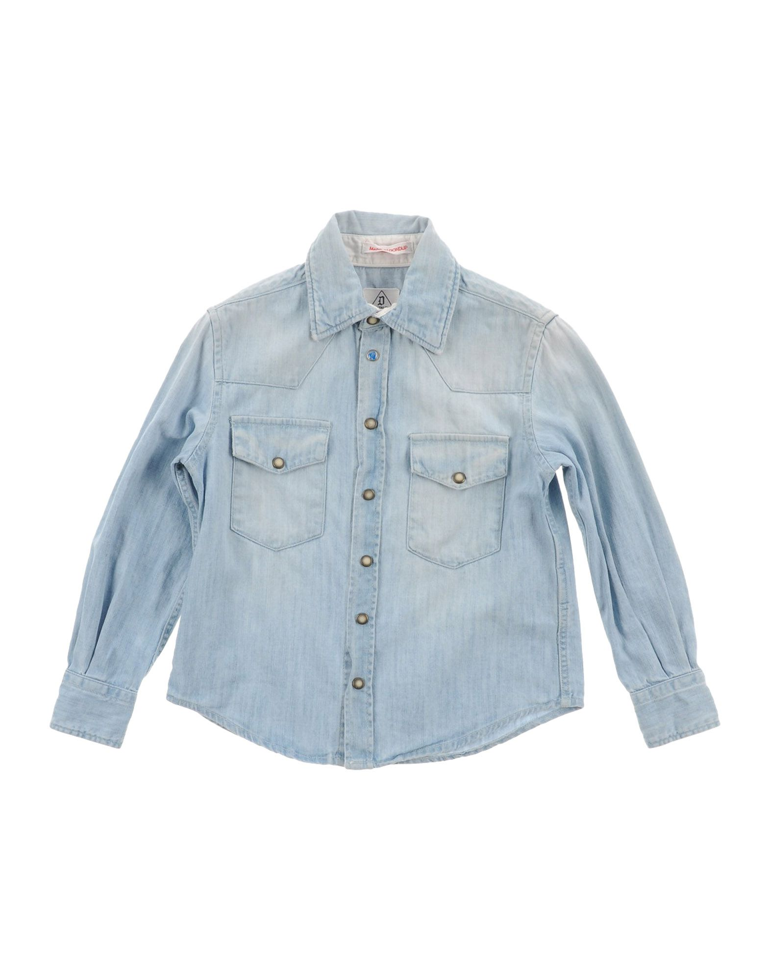 DONDUP DKING Denim shirts