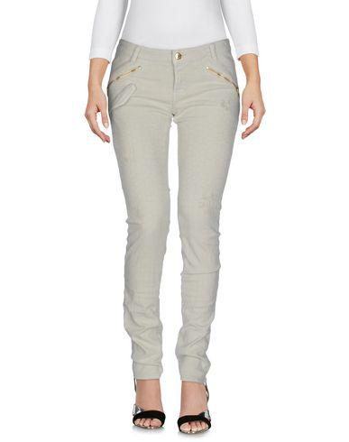 Джинсовые брюки PIERRE BALMAIN 42525907FW