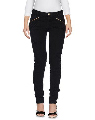 Джинсовые брюки PIERRE BALMAIN 42525907LJ