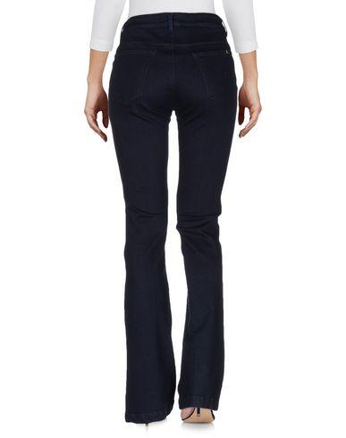 Фото 2 - Джинсовые брюки от BLUE LES COPAINS синего цвета