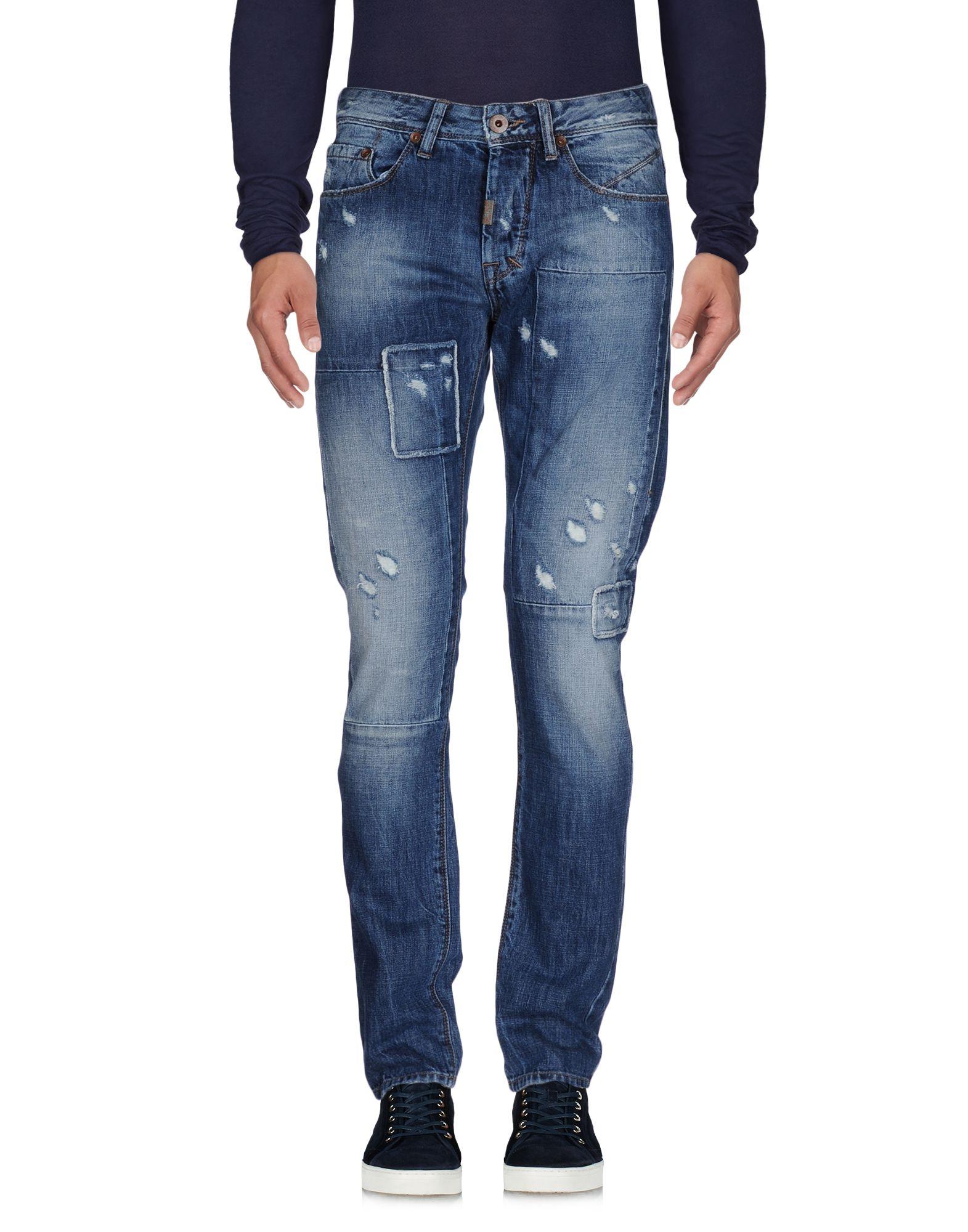 BRAY STEVE ALAN Джинсовые брюки цена
