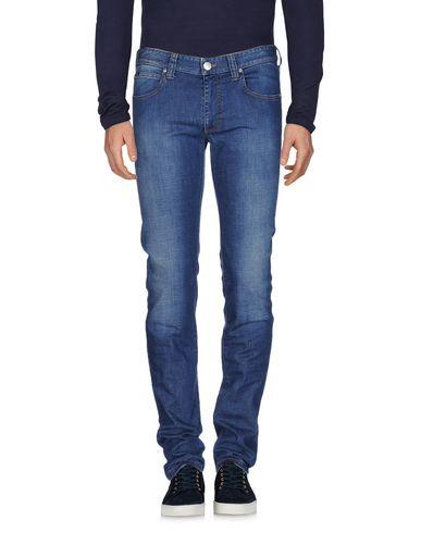 Джинсовые брюки ARMANI COLLEZIONI 42527255MU