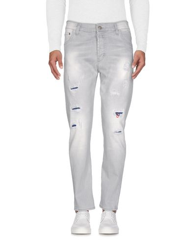Джинсовые брюки YES LONDON 42527804KE