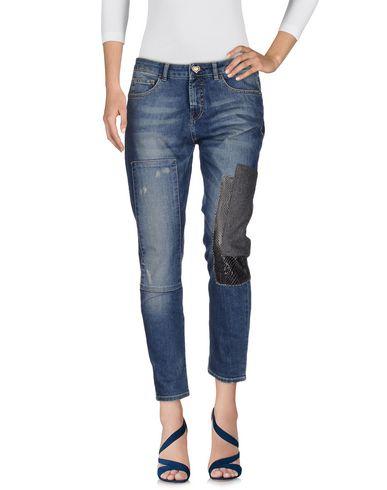 Джинсовые брюки TWIN-SET JEANS 42528030JP