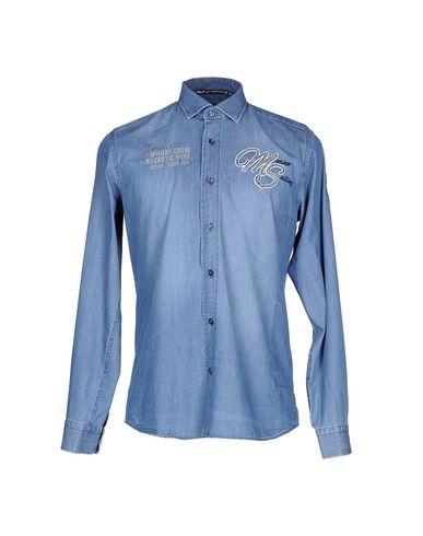 Джинсовая рубашка GALVANNI 42528583HR