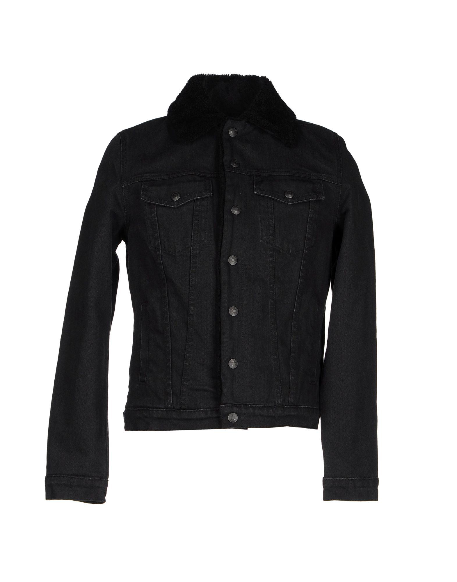 PROENZA SCHOULER Джинсовая верхняя одежда proenza schouler джинсовая верхняя одежда