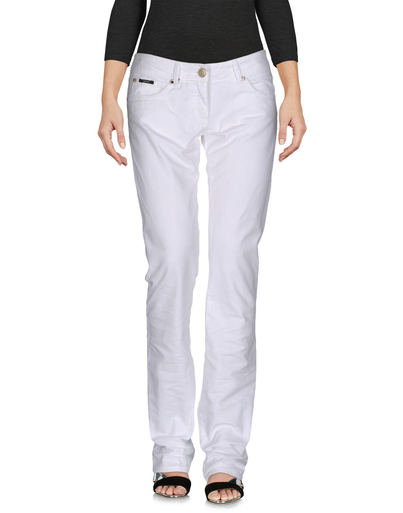 CELYN B. Джинсовые брюки