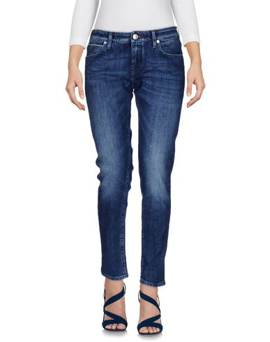 Foto JACOB COHЁN Pantaloni jeans donna