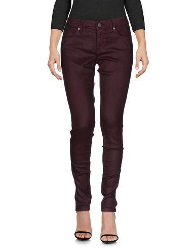 Джинсовые брюки BURBERRY 42532098RI